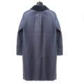 Abrigo reversible de Agno Rase con Renard azul